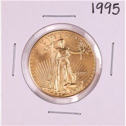 1995 $25 American Gold Eagle Coin