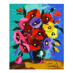 Lena Tants Original Acrylic Painting on Canvas