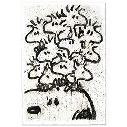 """Tom Everhart """"Party Crashers"""" Limited Edition Lithograph"""