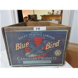Blue Bird Fruit Box Kelowna BC