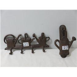 Cast Iron Kitchen Hangers, Cast Iron Door Knocker