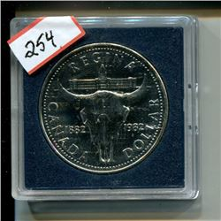 1882-1982 Centennial Canada 1$ Dollar