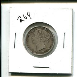 1899 Newfoundland 50 cent 50¢ fifty cents