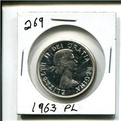 1963 PL Canada 50 cents 50¢ fifty cent
