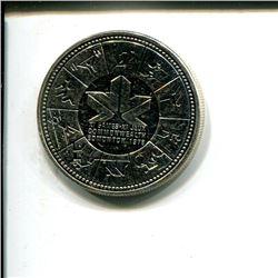 1978 XI Commonwealth Games $1 One Dollar
