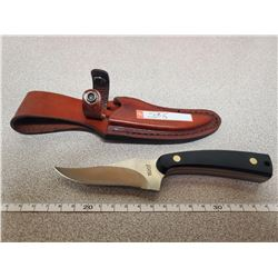 """SCHRADE knife with leather sheath 1520T """"Old Timer"""""""