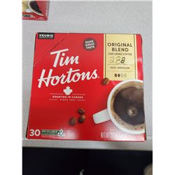30 Tim Horton's Keurig K Cups original blend