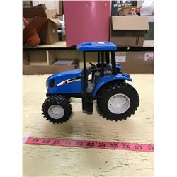 New Holland Metal + Plastic Tractor