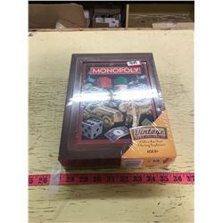 Monopoly Vintage Game Collection (New)