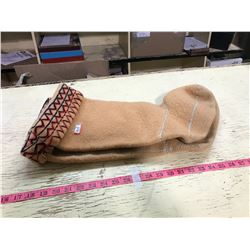 Moccasin Liners Approx. 10 Inch's