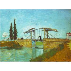 Van Gogh - Bridge At Arles