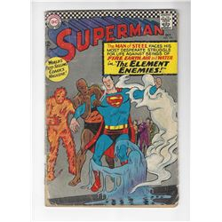 Superman Issue #190 by DC Comics