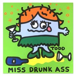 Miss Drunk Ass by Goldman Original