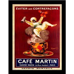 Leonetto Cappiello  - Cafe Martin
