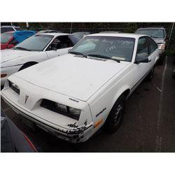 1984 Pontiac J2000