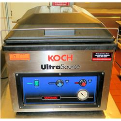 Koch UltraSource UltraVac Vacuum Packaging Machine