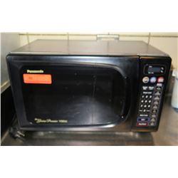 Panasonic Black Genius Prestige 1100W Microwave Oven