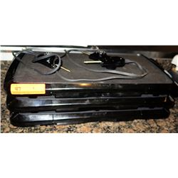 Qty 3 Electric Griddles