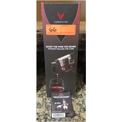 Coravin Wine Bottle Opener & Preservation System & 1 Box Capsules