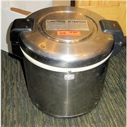 Commercial Size Electric Rice Cooker (no pot)