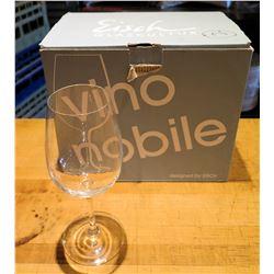Qty 6 Eisch Vino Nobile All Purpose Wine Glasses 14.4 oz