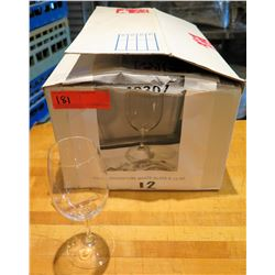 Qty 12 Riedel Ouverture White Wine Glasses 9.78 oz