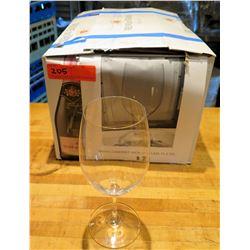 Qty 12 Riedel Cabernet Merlot Wine Glasses 21.5 oz