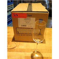 Qty 12 Riedel Restaurant Champagne Flutes 9 oz