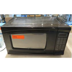 Walmart Black Microwave Oven 1050W