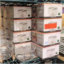 Qty 35 Sahara Grosche Chauffe-theiere Teapot Warmers in Box