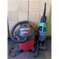 Craftsman 4.25HP Wet/Dry Vac