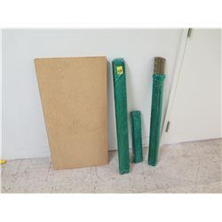 Shelving Materials