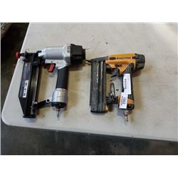 BOSTICH AND PORTER CABLE AIR NAILERS