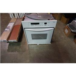 Kitchenaid superba built in oven