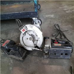 SKILSAW, JIGSAW AND SANDER ALL TESTED AND WORKING