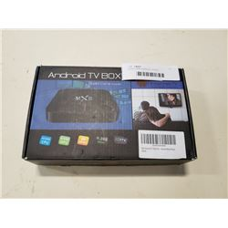 QUAD CORE ANDROID TV BOX