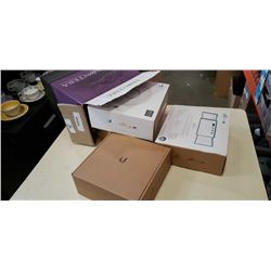 LOT OF UNIFI WIFI DEVICES