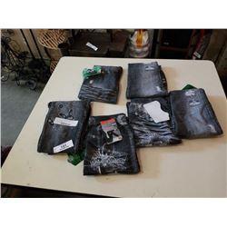 6 New spandex leggings