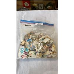 LARGE LOT OF VARIOUS STAMPS