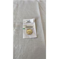 1953 CANADIAN 1 DOLLAR COIN