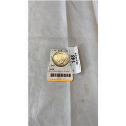 1926 USA PEACE/LIBERTY SILVER DOLLAR .900 SILVER