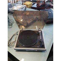 PHILIPS 437 BELT DRIVE RECORD PLAYER