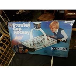 COLECO STANLEY CUP NHL HOCKEY GAME