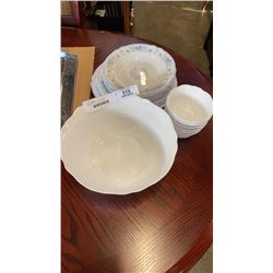 ARCOPAL BOWLS AND DISHES