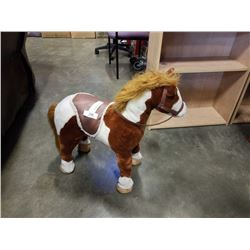 RIDE ON KIDS TOY HORSE