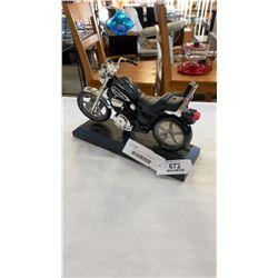 MOTOTRCYCLE QUARTZ ALARM CLOCK