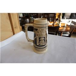 Tall west german stein