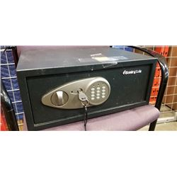 SENTRY SAFE WITH DIGITAL LOCK AND KEY RETAIL $156