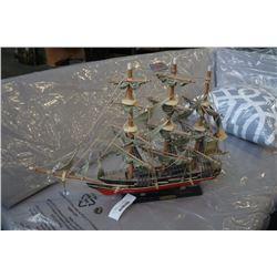 FLYING CLOUD MODEL SHIP FIGURE