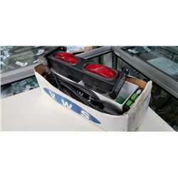 VISUAL WARNING SYSTEM WINDOW GRIPPER TOWING SYSTEM